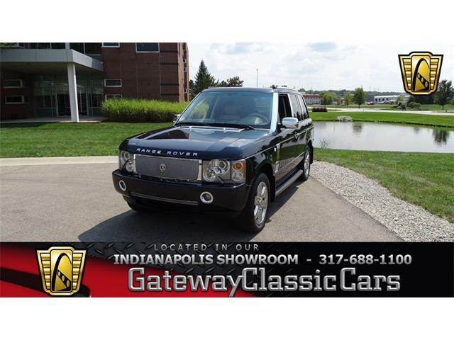 2003 Land Rover Range Rover (CC-1342108) for sale in O'Fallon, Illinois