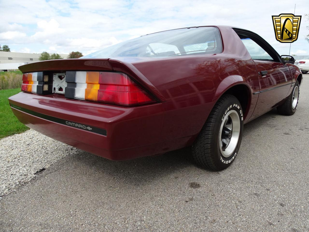 1985 Chevrolet Camaro (CC-1342114) for sale in O'Fallon, Illinois