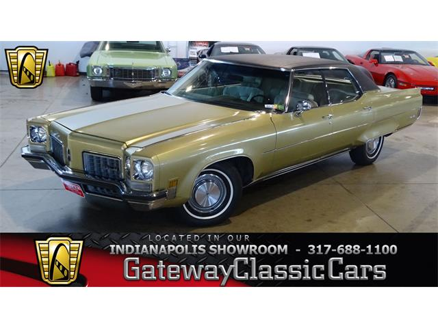 1972 Oldsmobile 98 (CC-1342121) for sale in O'Fallon, Illinois