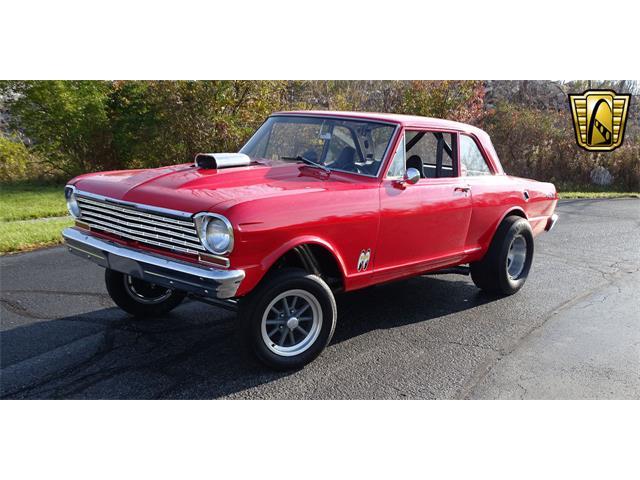 1962 Chevrolet Nova (CC-1342122) for sale in O'Fallon, Illinois