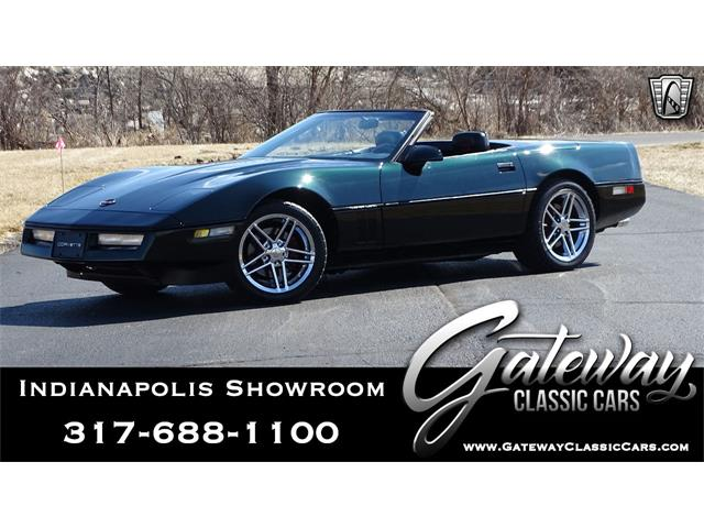 1990 Chevrolet Corvette (CC-1342132) for sale in O'Fallon, Illinois