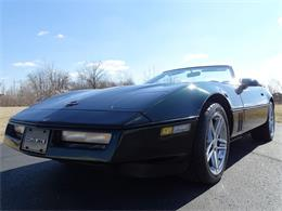 1990 Chevrolet Corvette (CC-1342132) for sale in O'Fallon, Illinois