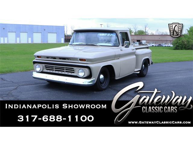 1962 Chevrolet C10 (CC-1342137) for sale in O'Fallon, Illinois