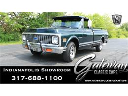 1971 Chevrolet C10 (CC-1342144) for sale in O'Fallon, Illinois
