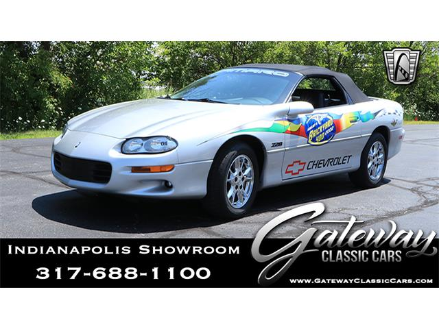 2002 Chevrolet Camaro (CC-1342152) for sale in O'Fallon, Illinois