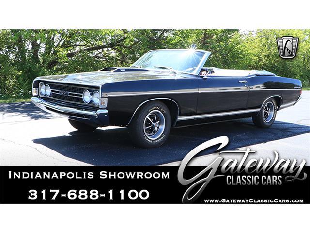 1968 Ford Fairlane (CC-1342153) for sale in O'Fallon, Illinois