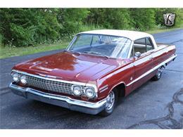 1963 Chevrolet Impala (CC-1342157) for sale in O'Fallon, Illinois