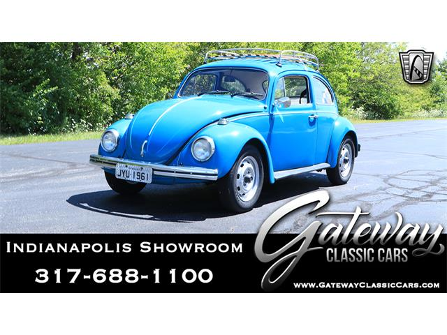 1976 Volkswagen Beetle (CC-1342158) for sale in O'Fallon, Illinois