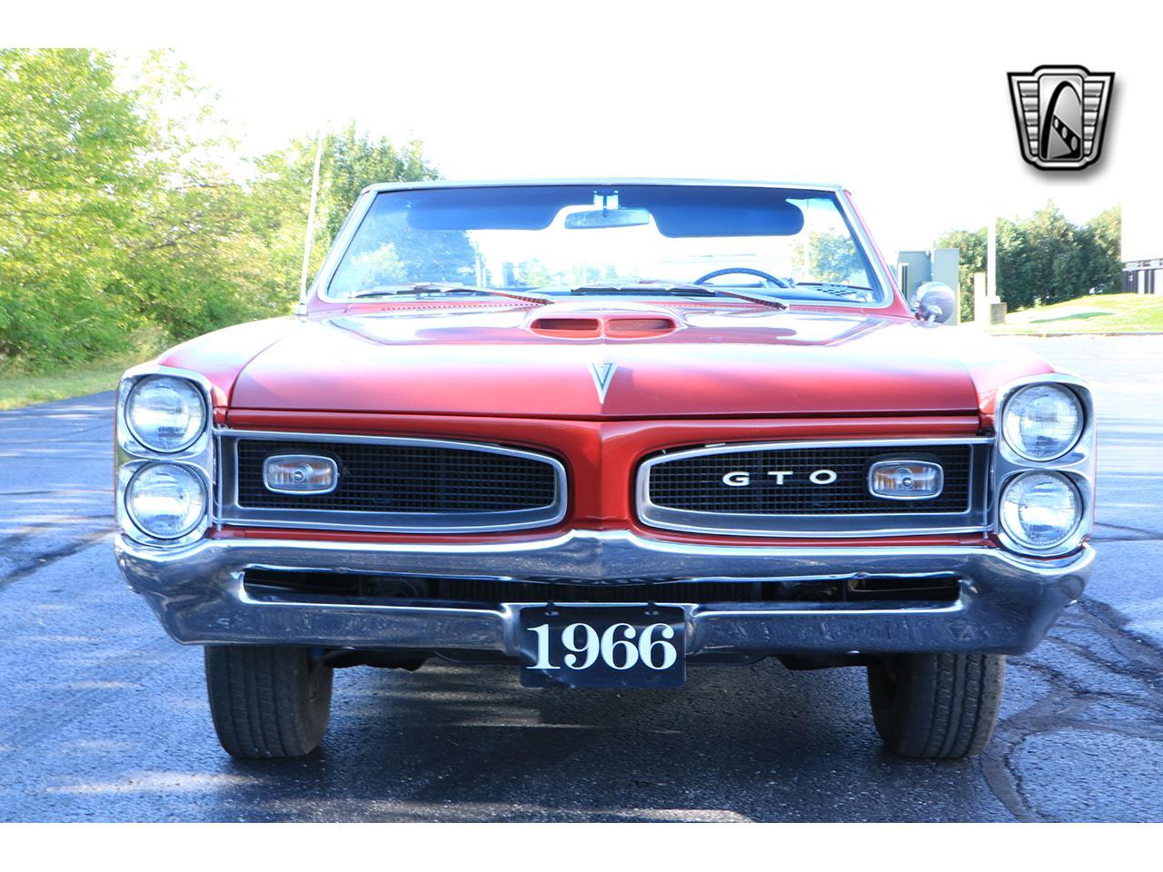 1966 Pontiac GTO (CC-1342159) for sale in O'Fallon, Illinois