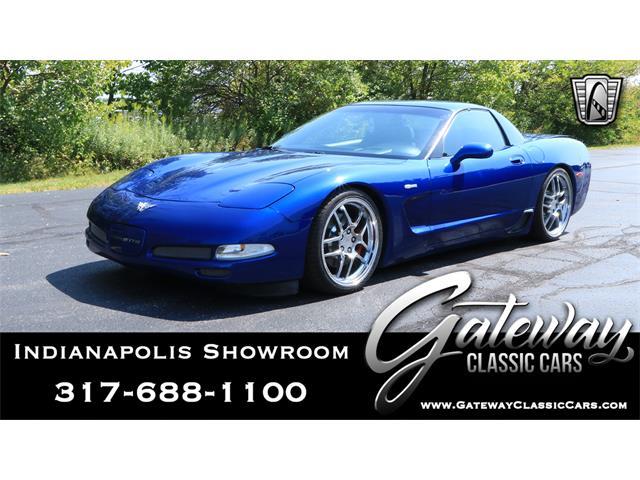 2003 Chevrolet Corvette (CC-1342165) for sale in O'Fallon, Illinois
