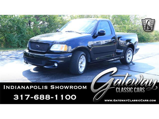 2000 Ford F150 (CC-1342166) for sale in O'Fallon, Illinois