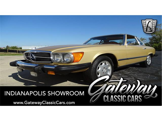 1974 Mercedes-Benz 450SL (CC-1342171) for sale in O'Fallon, Illinois