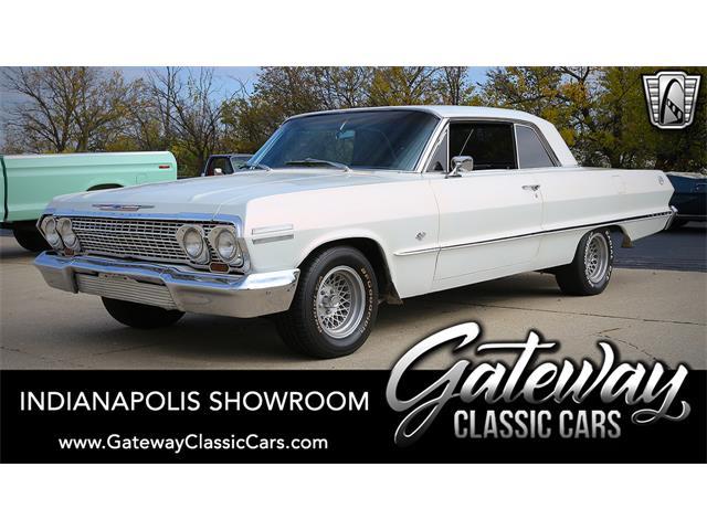 1963 Chevrolet Impala (CC-1342177) for sale in O'Fallon, Illinois