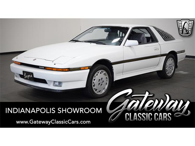 1986 Toyota Supra (CC-1342179) for sale in O'Fallon, Illinois