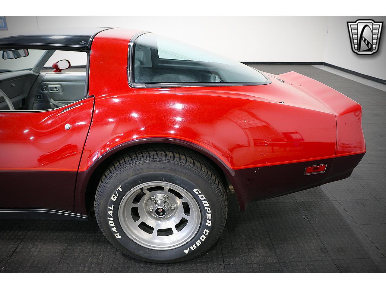 1981 Chevrolet Corvette (CC-1342181) for sale in O'Fallon, Illinois