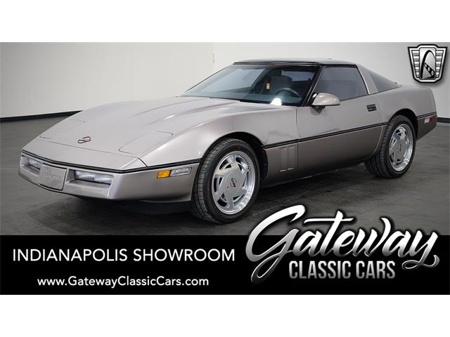 1988 Chevrolet Corvette (CC-1342186) for sale in O'Fallon, Illinois