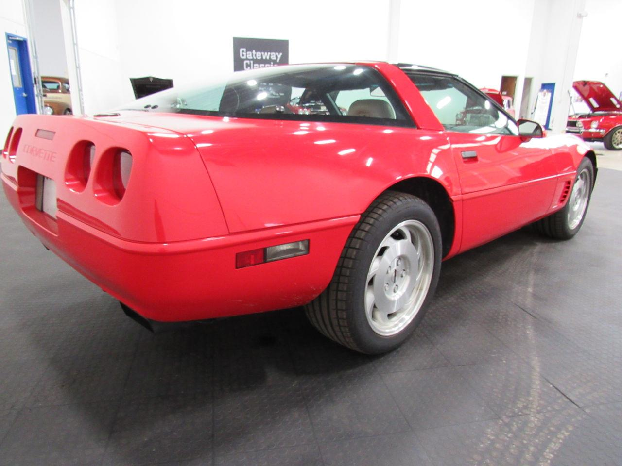 1996 Chevrolet Corvette (CC-1342191) for sale in O'Fallon, Illinois