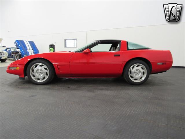 1996 Chevrolet Corvette (CC-1342191) for sale in O'Fallon, Illinois