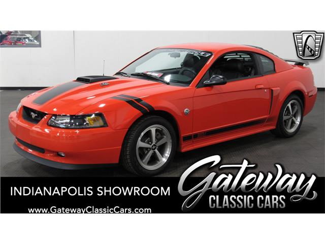 2004 Ford Mustang (CC-1342200) for sale in O'Fallon, Illinois
