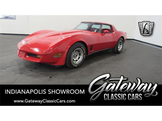 1980 Chevrolet Corvette (CC-1342204) for sale in O'Fallon, Illinois