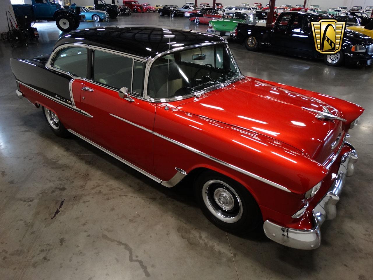 1955 Chevrolet Bel Air (CC-1342211) for sale in O'Fallon, Illinois