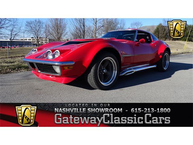 1971 Chevrolet Corvette (CC-1342214) for sale in O'Fallon, Illinois
