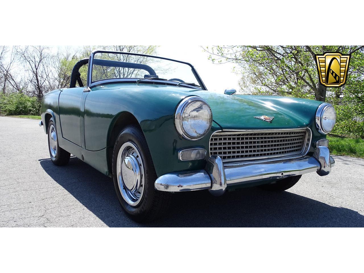 1962 Austin-Healey Sprite (CC-1342215) for sale in O'Fallon, Illinois