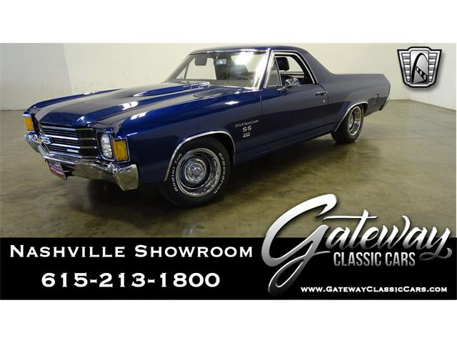 1972 Chevrolet El Camino (CC-1342222) for sale in O'Fallon, Illinois