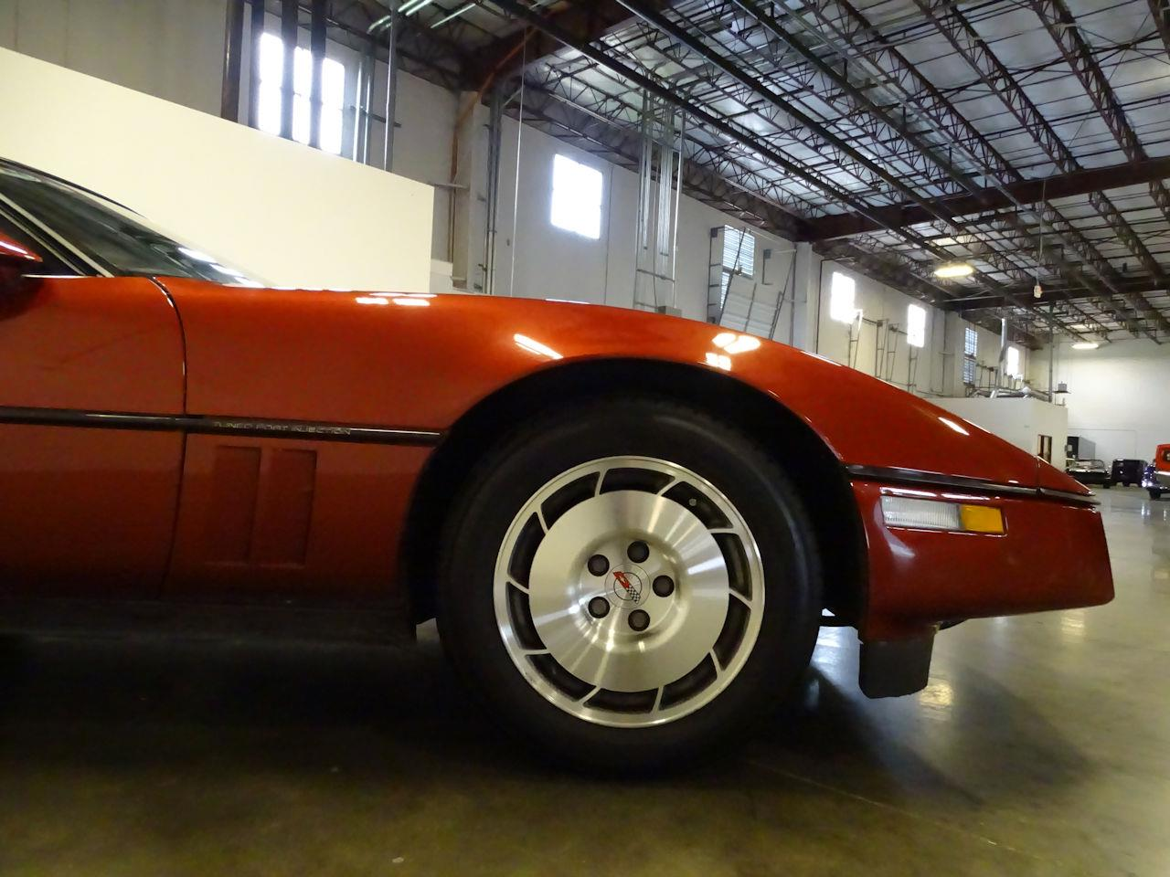 1986 Chevrolet Corvette (CC-1342260) for sale in O'Fallon, Illinois