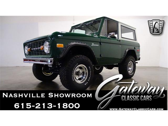 1974 Ford Bronco (CC-1342269) for sale in O'Fallon, Illinois