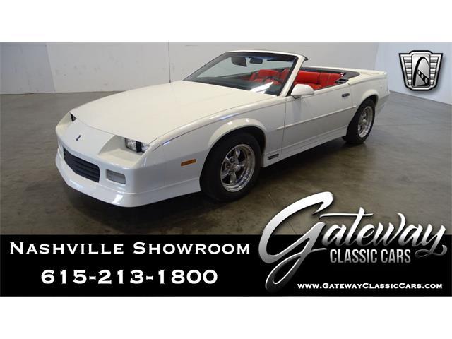 1990 Chevrolet Camaro (CC-1342270) for sale in O'Fallon, Illinois