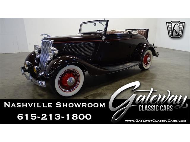 1934 Ford Cabriolet (CC-1342273) for sale in O'Fallon, Illinois