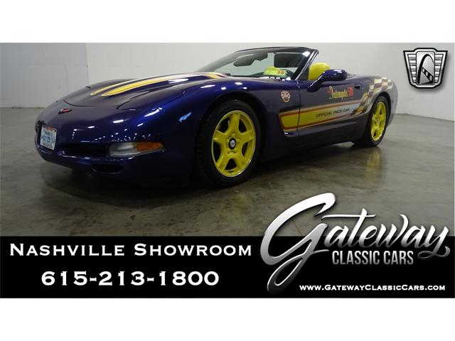 1998 Chevrolet Corvette (CC-1342310) for sale in O'Fallon, Illinois