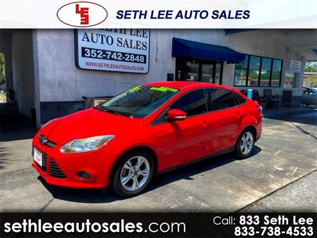 2014 Ford Focus (CC-1340232) for sale in Tavares, Florida