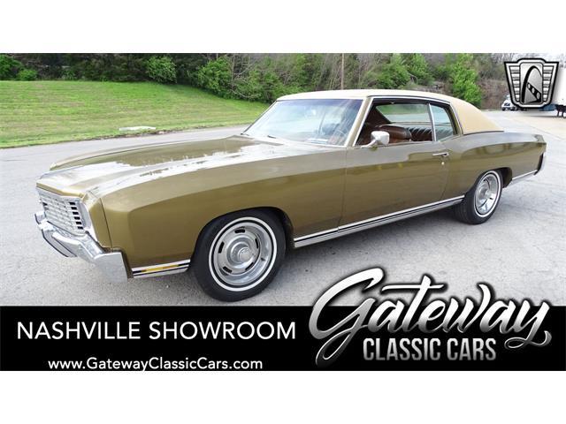 1972 Chevrolet Monte Carlo (CC-1342321) for sale in O'Fallon, Illinois