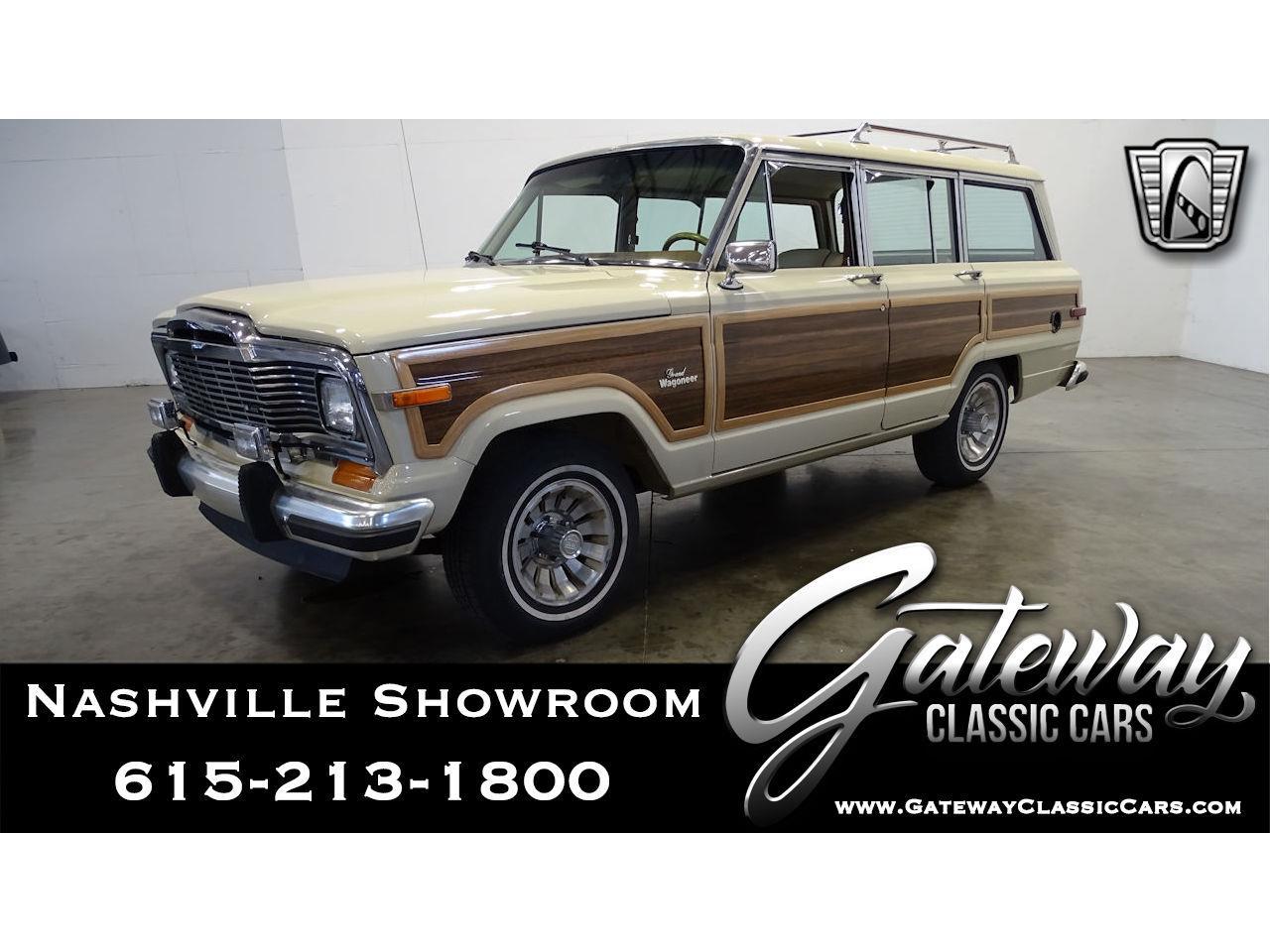 for sale 1984 jeep grand wagoneer in o fallon, illinois cars - o fallon, il at geebo