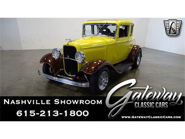 1932 Ford 5-Window Coupe (CC-1342329) for sale in O'Fallon, Illinois