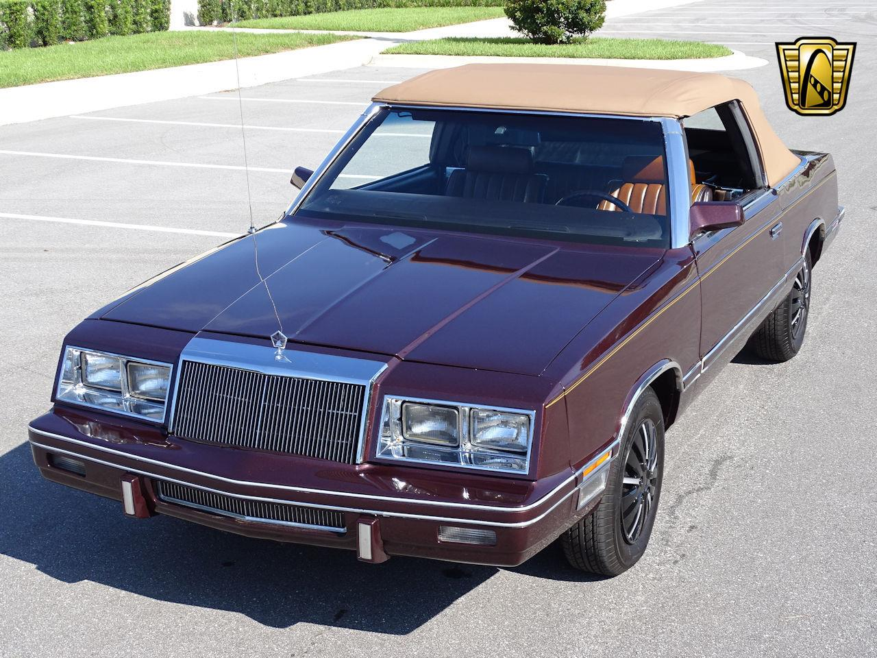 1982 Chrysler LeBaron (CC-1342338) for sale in O'Fallon, Illinois