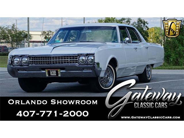 1966 Oldsmobile 98 (CC-1342341) for sale in O'Fallon, Illinois