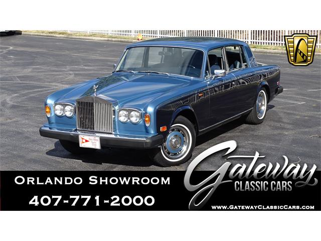 1979 Rolls-Royce Silver Shadow (CC-1342349) for sale in O'Fallon, Illinois