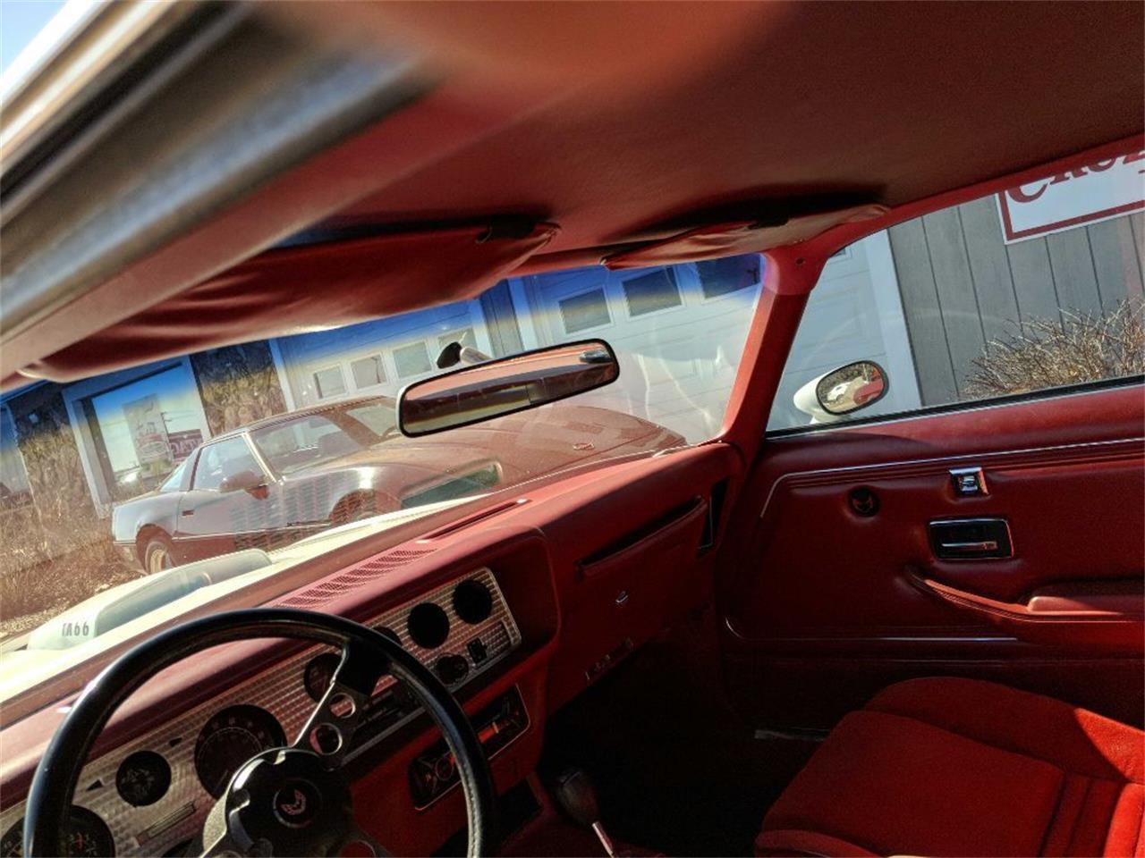 1978 Pontiac Firebird Trans Am (CC-1340235) for sale in Spirit Lake, Iowa