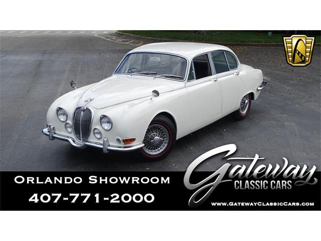 1967 Jaguar S-Type (CC-1342355) for sale in O'Fallon, Illinois