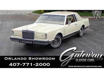 1983 Lincoln Continental (CC-1342357) for sale in O'Fallon, Illinois