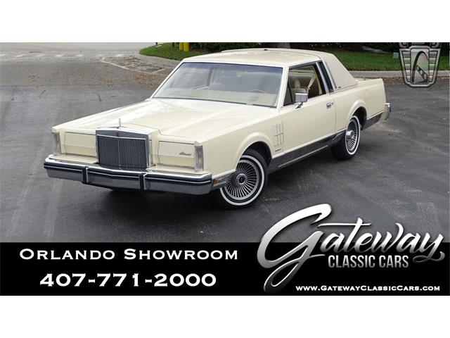 1983 Lincoln Continental (CC-1342357) for sale in O'Fallon, Illinois