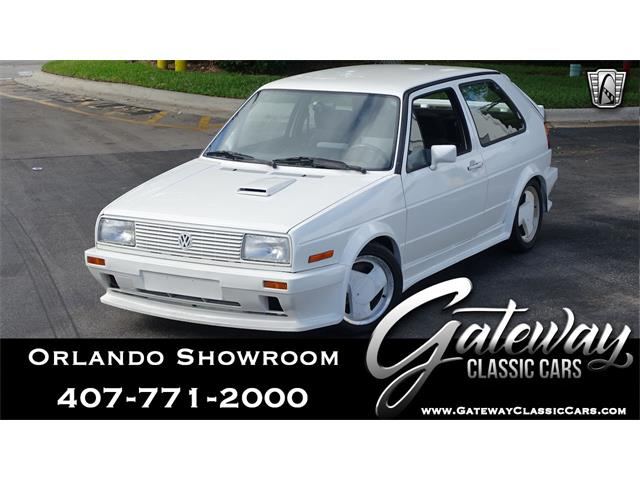 1987 Volkswagen GTI (CC-1342366) for sale in O'Fallon, Illinois