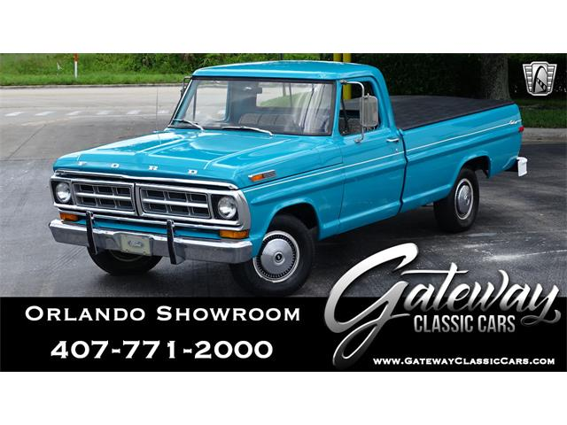 1971 Ford F100 (CC-1342373) for sale in O'Fallon, Illinois