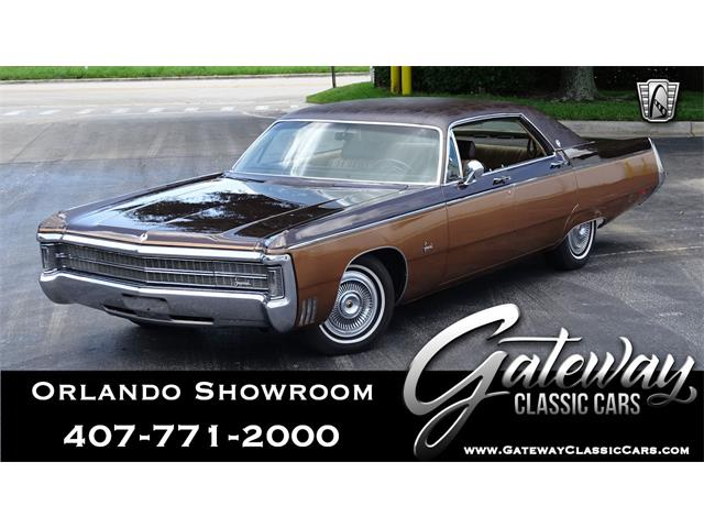 1969 Chrysler Imperial (CC-1342378) for sale in O'Fallon, Illinois