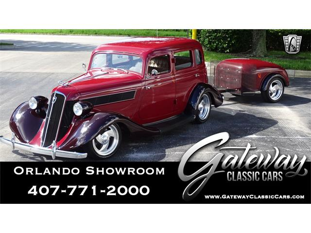 1935 Studebaker Dictator (CC-1342385) for sale in O'Fallon, Illinois