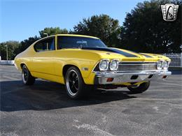 1968 Chevrolet Chevelle (CC-1342400) for sale in O'Fallon, Illinois