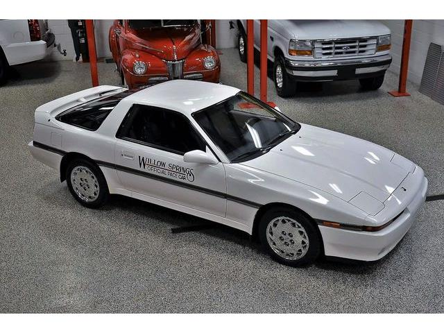 1989 Toyota Supra (CC-1340241) for sale in Plainfield, Illinois
